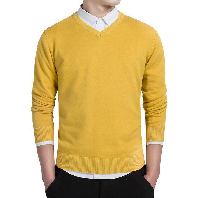 Męski sweter Isaiah 1