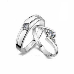 Красивые кольца в свадебном стиле- 6 вариантов
