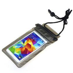 Vodotěsný obal pro mobilní telefon se šňůrkou na krk