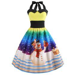Dámske vianočné šaty Kayley