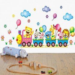 Dětská samolepka na zeď B01790