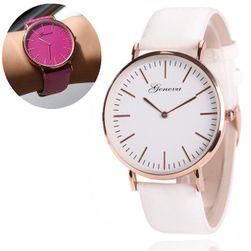 Dámské hodinky měnící barvu na slunci Ashanti Růžová