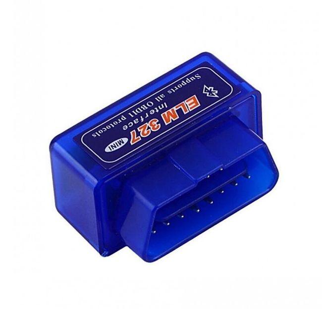 Bluetooth diagnostika ELM 327 OBD2 1