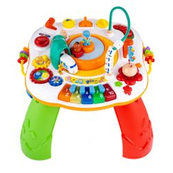 Hovoriace a hrajúci interaktívne stolček s jazdiacim vláčikom CZ / SK  Více ozdrojovém textuPro další informace opřekladu je potřeba zdrojový text RW_39508