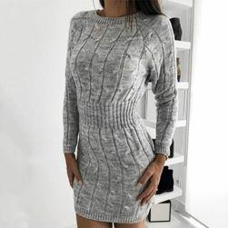 Dámské pletené šaty Sophy - velikost 2