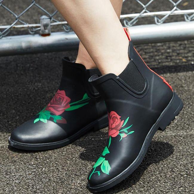 Bayan bot ayakkabı CJN58 1