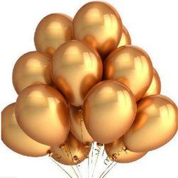 100 zlatých balónků