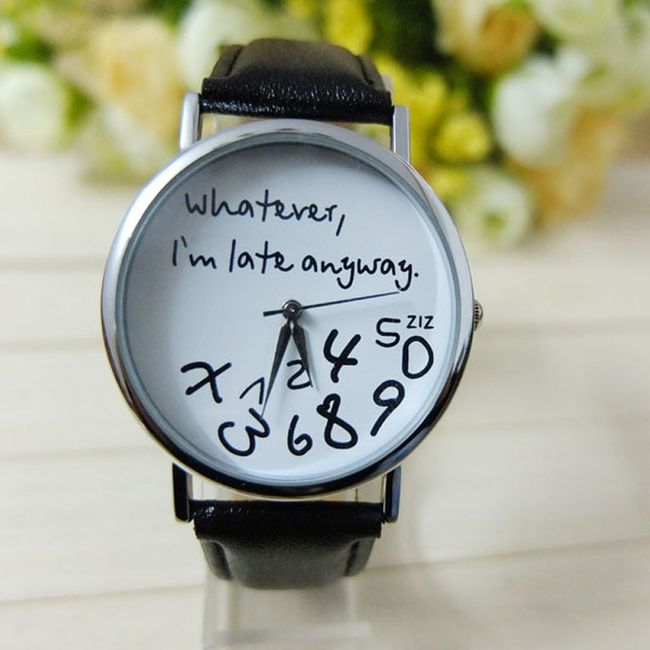 Dámské analogové hodinky I01 1