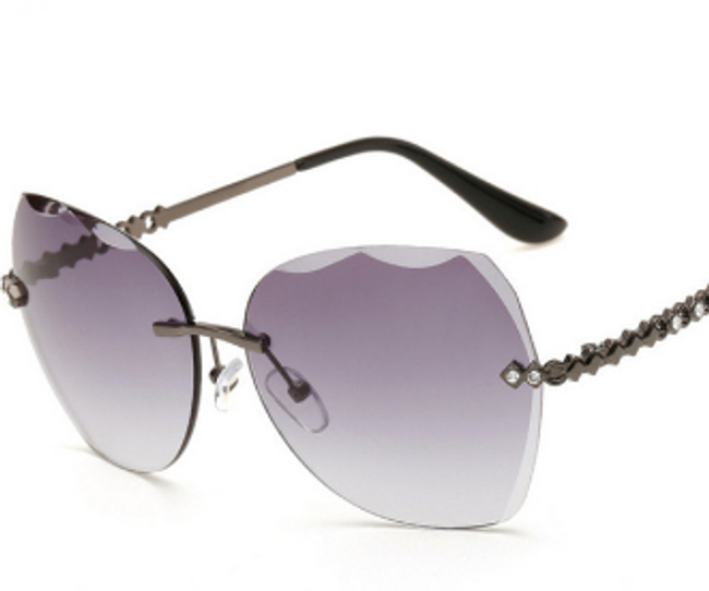 Sluneční brýle bez obrouček - více varianty 1