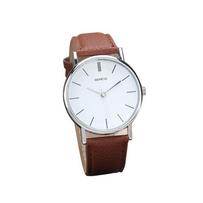 Analogové hodinky s nebo bez krabičky - různé barvy 1