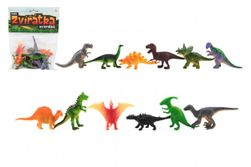 Zvířátka dinosauři mini - 12ks v sáčku RM_00850201