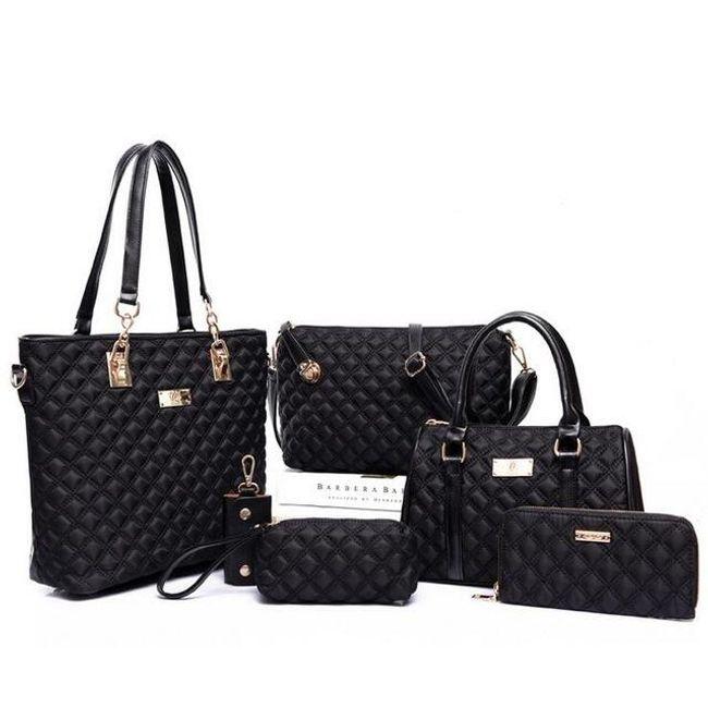 Veliki set žeskih torbic 1