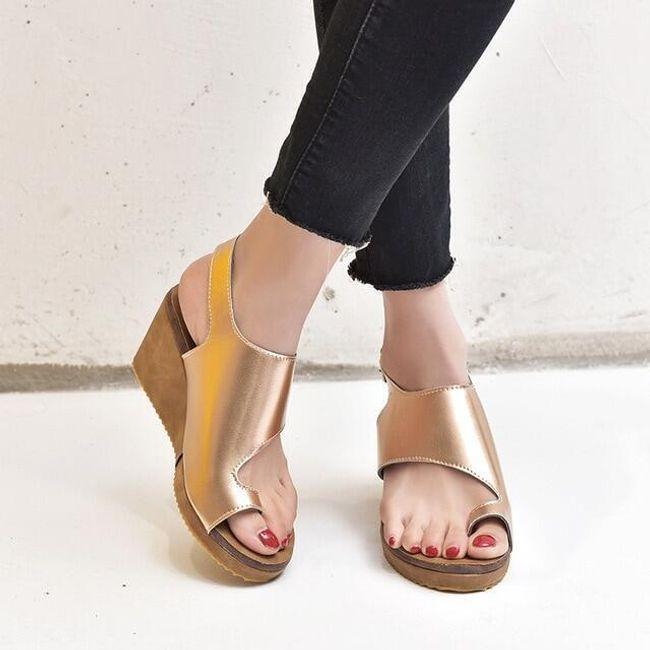 Dámské sandály proti vbočenému palci Sofirra 1