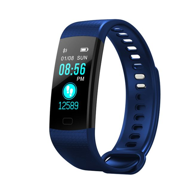 Inteligentní fitness hodinky - různé barvy 1