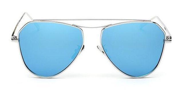 Hranaté brýle