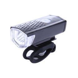 Újratölthető lámpa kerékpárhoz vagy robogóhoz