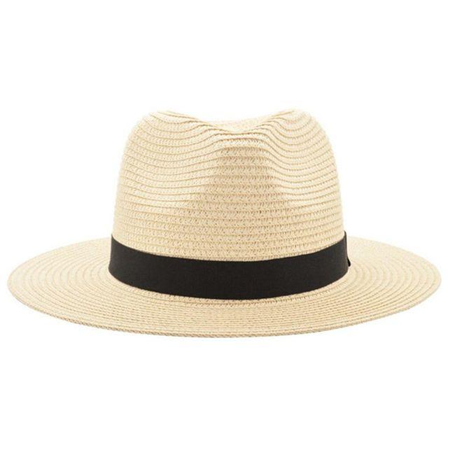 Slameni šešir Astrid 1