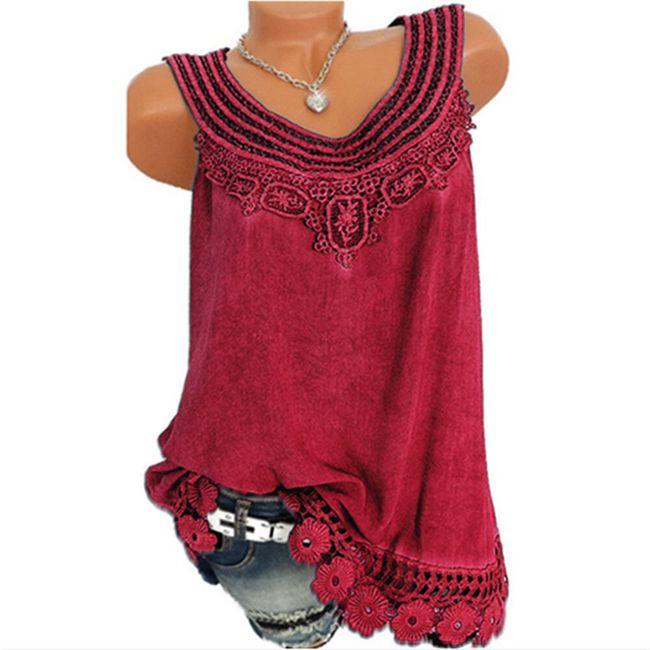 Bayan gömlek Marketta 1