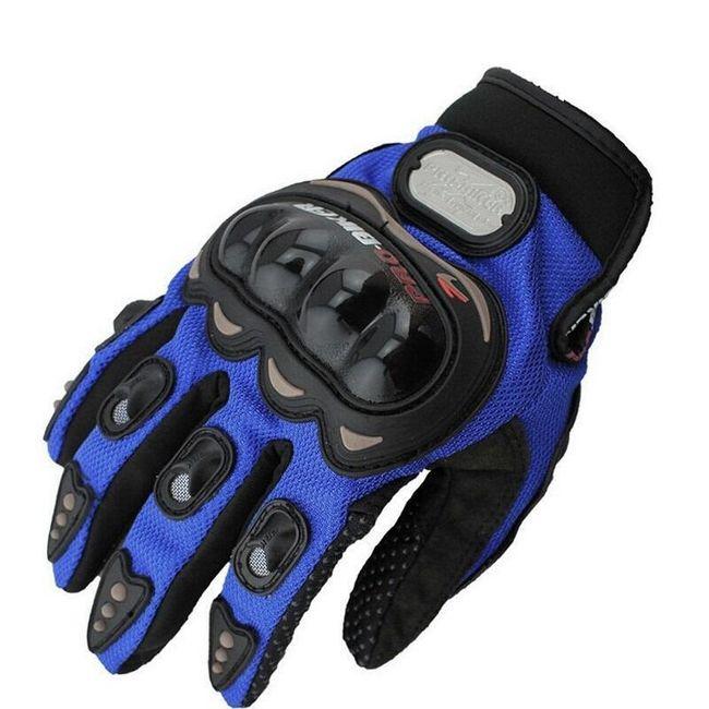Motocyklowe rękawice MR62 1