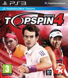 Hra (PS3) Top Spin 4