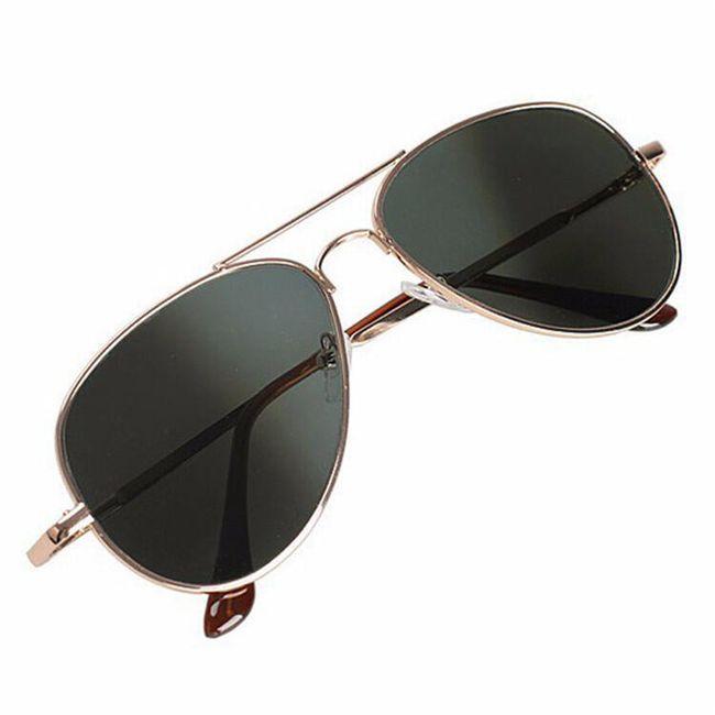 Pilóta- és légi szemüveg visszapillantó tükrökkel  1
