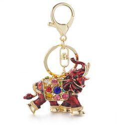 Ключодържател - слон за късмет