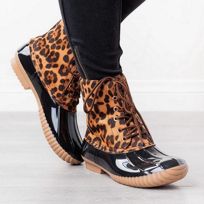 Damskie buty do kostki TF9264 1