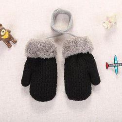 Zimowe rękawiczki dziecięce Pat