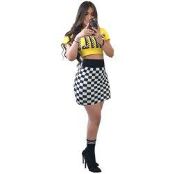 Dámská sukně s crop topem - 3 varianty