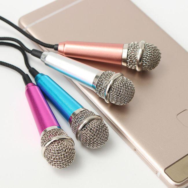 Poseben mikrofon za pametne telefone in prenosnike 1