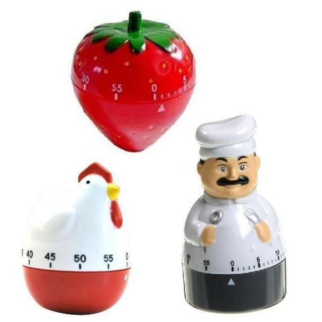 Kuchyňská minutka ve třech motivech 1
