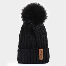 Женская зимняя шапка WG259