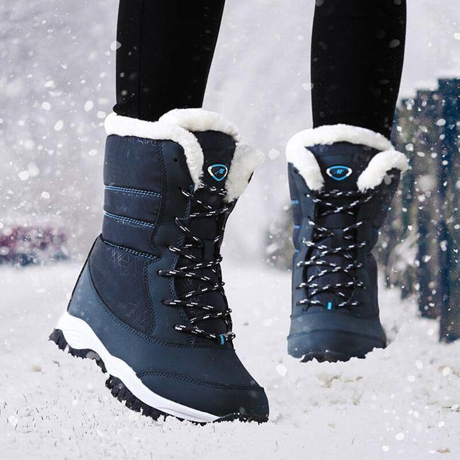 Bayan kışlık ayakkabı MS350 1