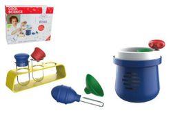 Centrifug cu accesorii din plastic în cutie de 33x27cm RM_23414001