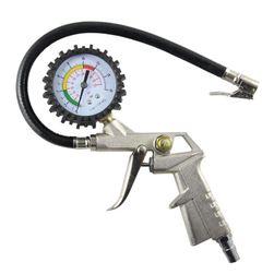 Pumpa za duvanje gume sa manometrom BJ48