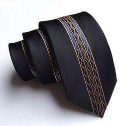 Cravată cu model pentru bărbați - 20 variante