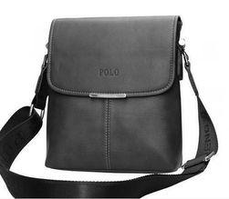Muška elegantna torbica od PU kože - 3 boje