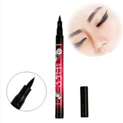 Voděodolná tužka na oči v černé barvě