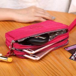 Női pénztárca hellyel az apróságra - 5 színben