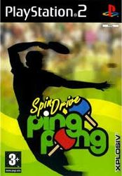 Igra (PS2) SpinDrive Ping Pong