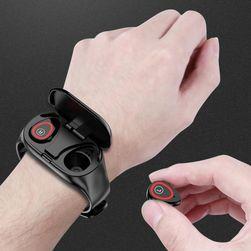 Смарт-часы с Bluetooth наушниками Orlando
