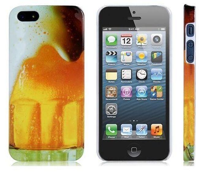 Obal na iPhone 5 s motivem piva 1