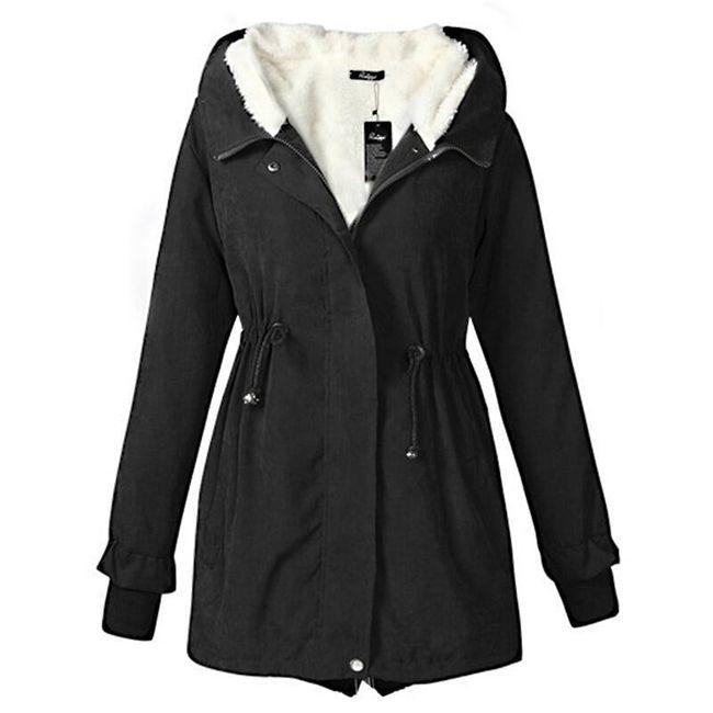 Női parka kabát Ella 2 színben | ShipGratis.hu