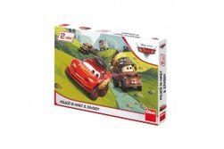 Chodź grać / Wyścigi 2 gry planszowe Samochody / Samochody w pudełku 33x23x3cm  RM_21623927