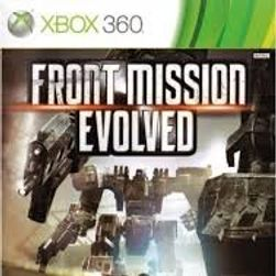 Gra (Xbox 360) Front Mission Evolved