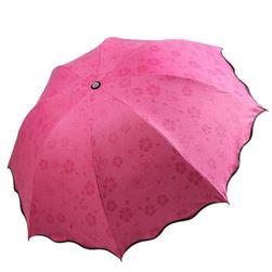 Цветочный складной зонт- 5 расцветок