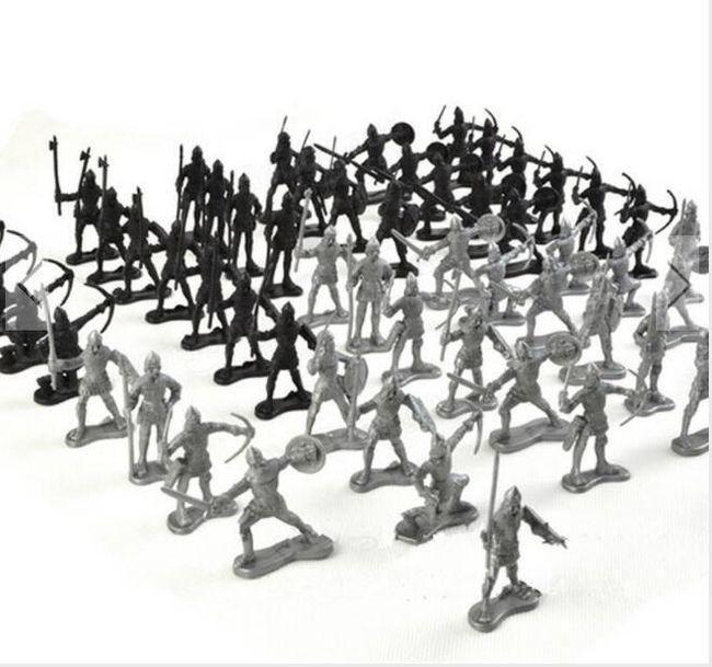 Komplet vojaških figuric 1