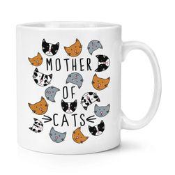 Hrneček s kočkami