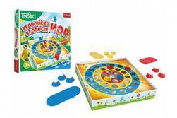Klobúčika hop! Rodina Treflíků spoločenská hra v krabici 26x26x4cm RM_89001937