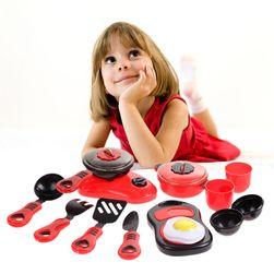 Set de vase de bucatarie pentru copii